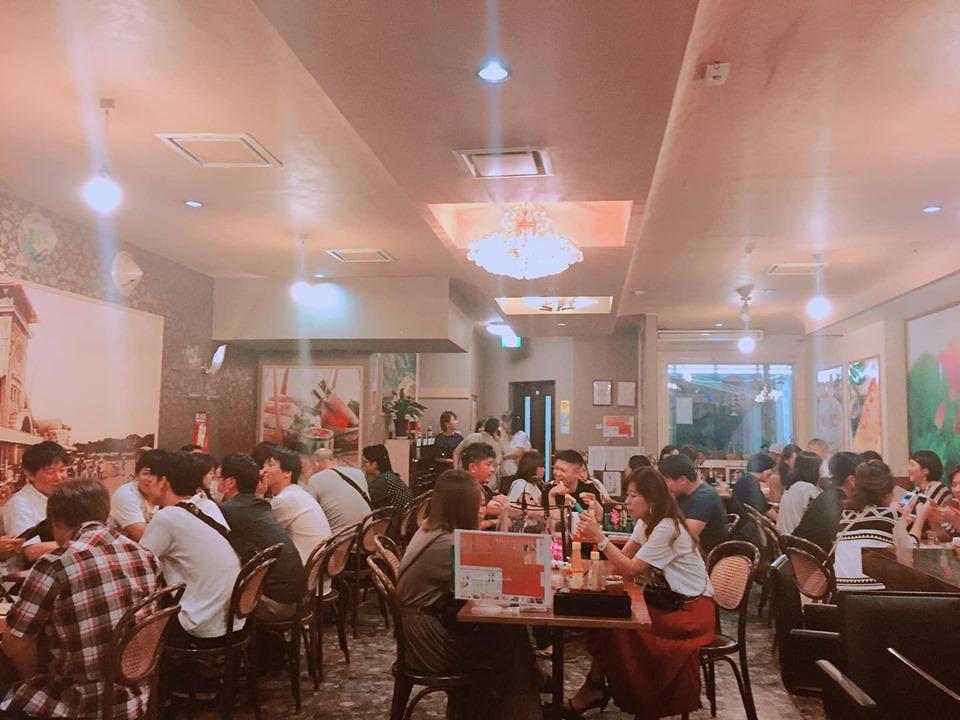 Quán ăn Việt Tại Nhật