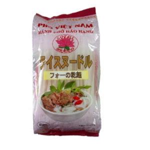 ロータス フォー乾麺 4mmPhởkhôloại 4mm