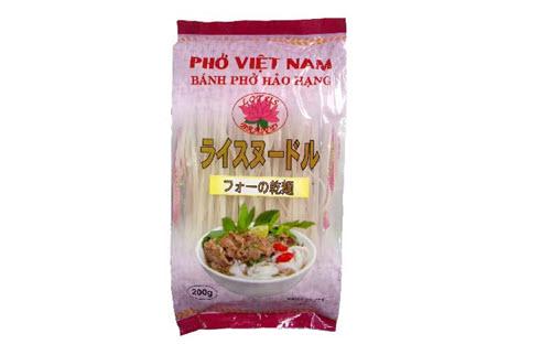 ロータス フォー乾麺 4mm Phở Khô loại 4mm