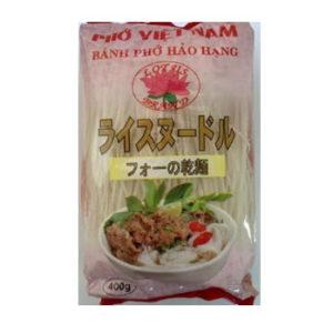 ロータス フォー乾麺 2mmPhở khôloại 2mm