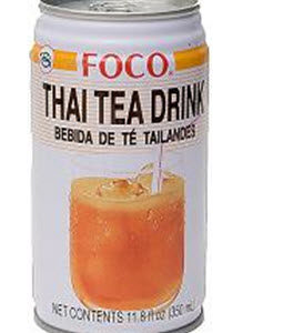 タイ紅茶飲料 内容量 350ml Khối Lượng 350ml 値段 200円/個 Giá 200 yên/lon メーカー FOCO