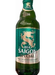 サイゴンスペシャルビール(瓶)