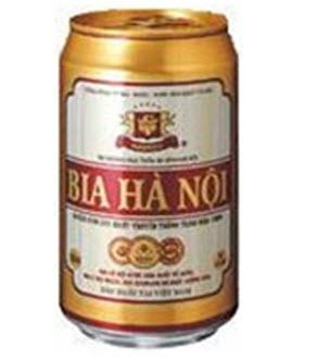 ハノイビール(缶)