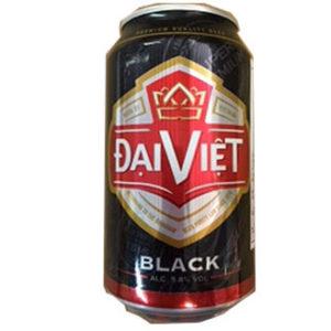 ダイヴィエットビール(ダーク・缶)