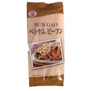 ベトナムビーフン (両切り・ストレート)Búngạo