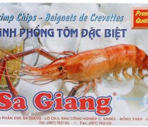 海老せんべい BánhPhồngTôm