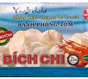 海老せんべいBánhPhồngTôm BichChiFood