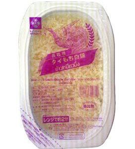タイもち無菌米飯