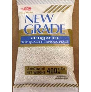 タピオカ ホワイト 内容量 400g メーカー NEW GRADE