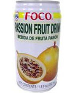 パッションフルーツジュース